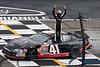 Ty Dillon celebrates his win.