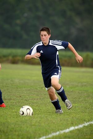 Carolina Lightning Soccer 20090919