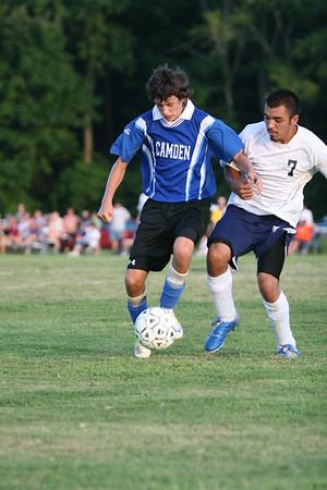 Bruins Soccer Aug 19