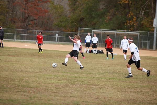 CCHS Soccer vs. UNION 20111105