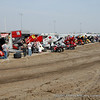 Great field of ASCS Sprinters Midwest Region.