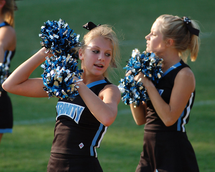 ATMS Cheerleaders