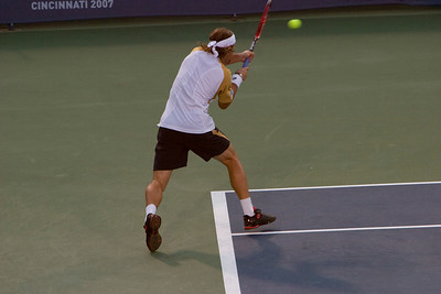 Ferrer in action