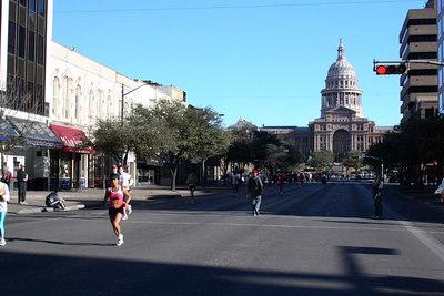ATT Austin Marathon 2007