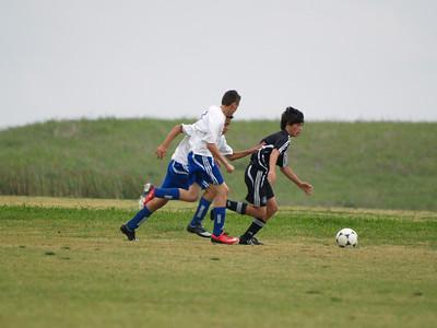 2009-4-25 Soccer Game