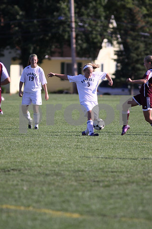 AVON V LAKE CATHOLIC 9-10-12 SOCCER MATCH