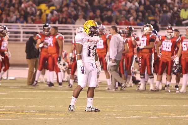AZtec Bowl 1St Qtr