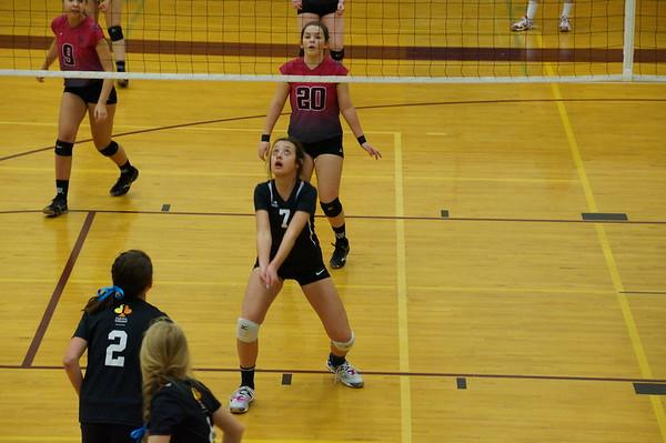 Abby ClubOne Volleyball 2015-16