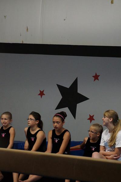 Abby Gymnastic Mini Meet June 2013