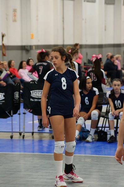 Abby Norco V-ball 2014-2015