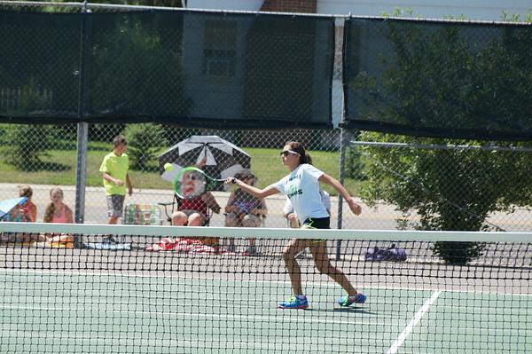 Abby Summer Tennis 2014