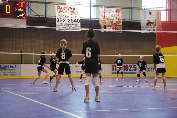 Abby Volley Ball 2011