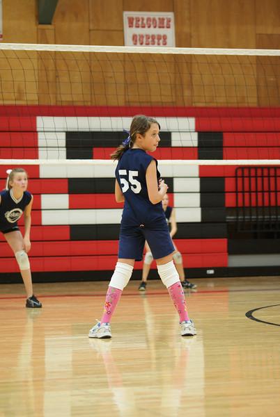 Abby Volleyball Aidan Soccer Fall 2011