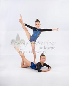 Breanna and Addison