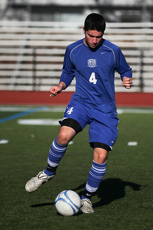 Acalanes vs San Ramon Valley 1-7-2012
