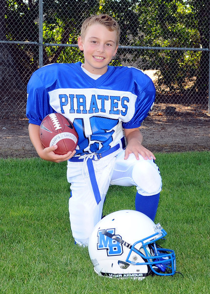 Max Lober - 4th year in Youth Football