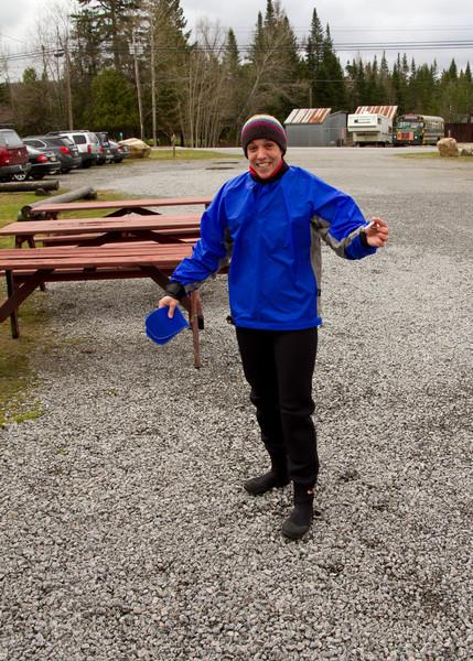 Adirondac Rafting Prep