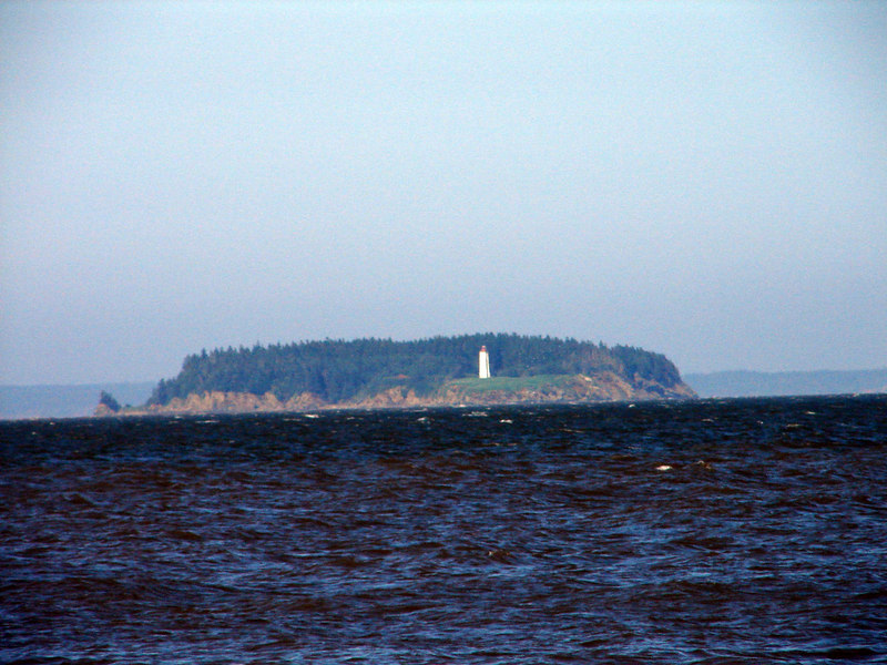 Grindstone Island from out beach front retreat