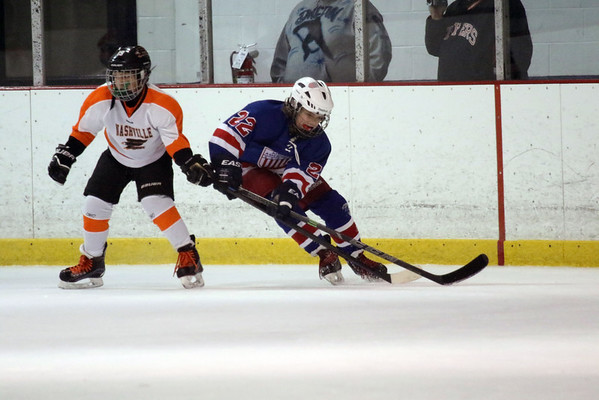 Thanksgiving Tournament vs Nashville Flyers