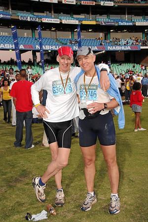 Africa's Comrades Marathon 2007