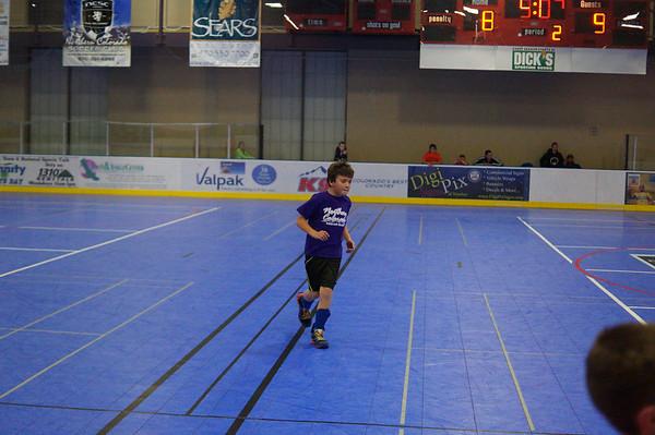 Aidan Indoor Soccer 2014
