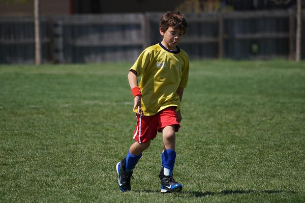 Aidan Soccer 2013