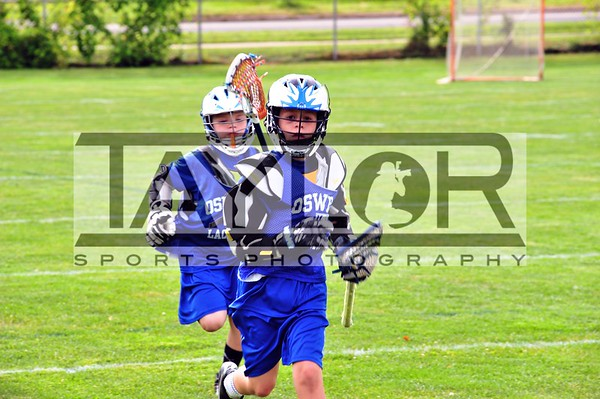 Aidan's LAX vs Liverpool