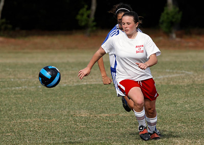 Aiken Heat v Columbia United in Aiken November 5, 2006