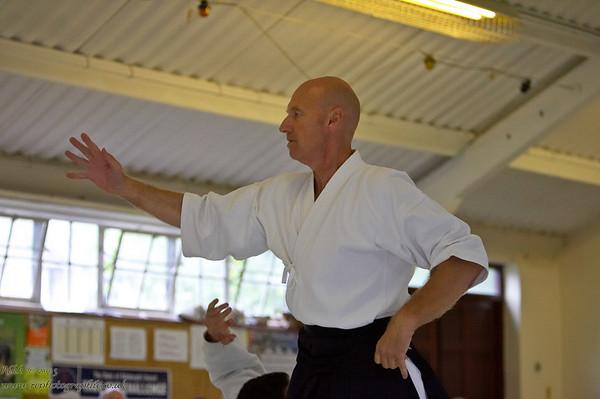 02/09/06 - Aikido Circle Grading