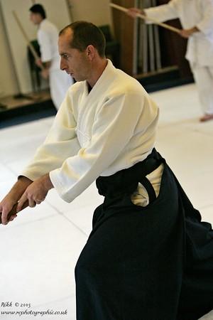 29/09/05 - Aikido Circle