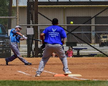 AF Mens Softball Trials GM3-4