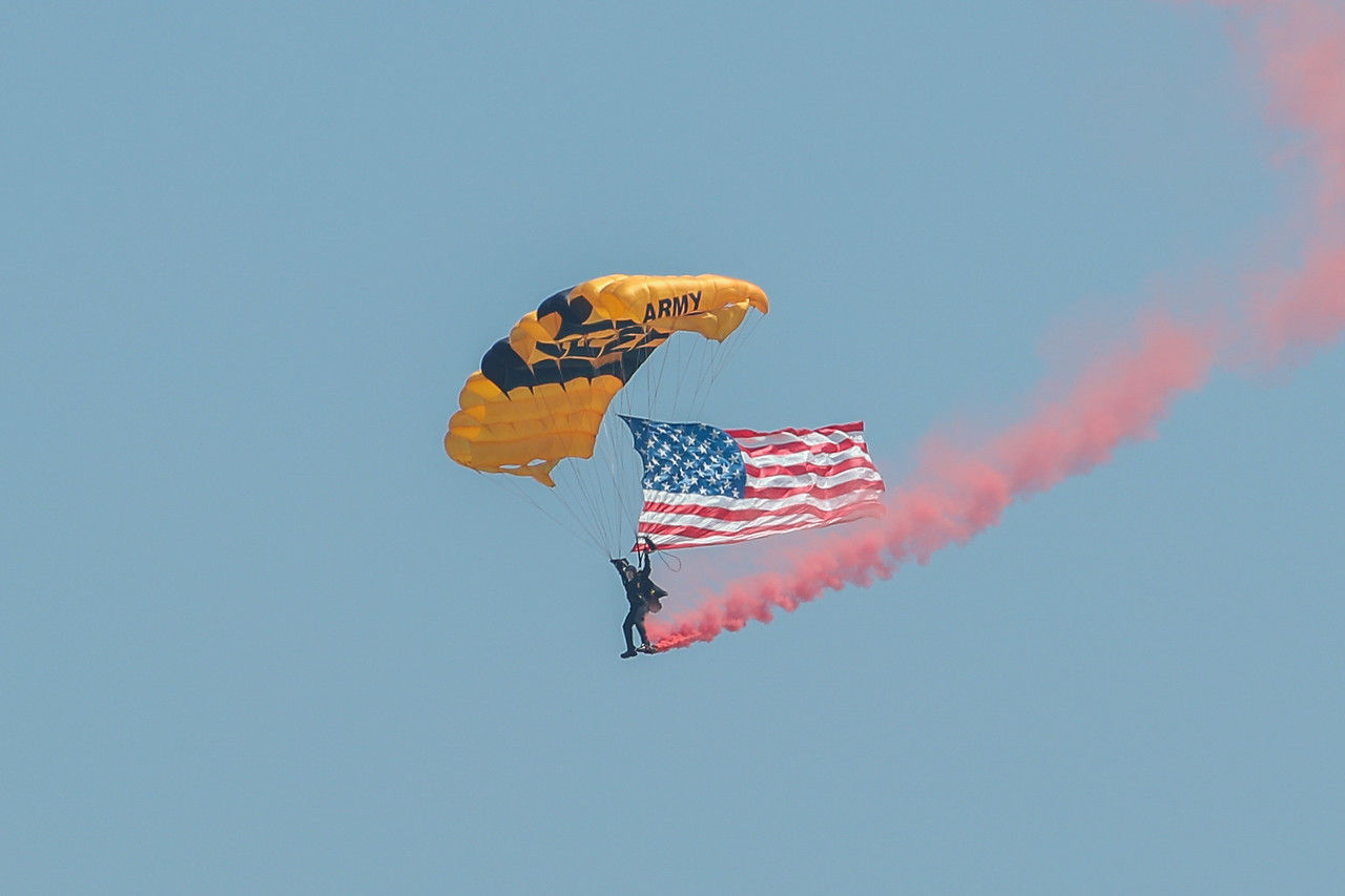 Yea Air and Sea Show, National Salute to American Heroes.