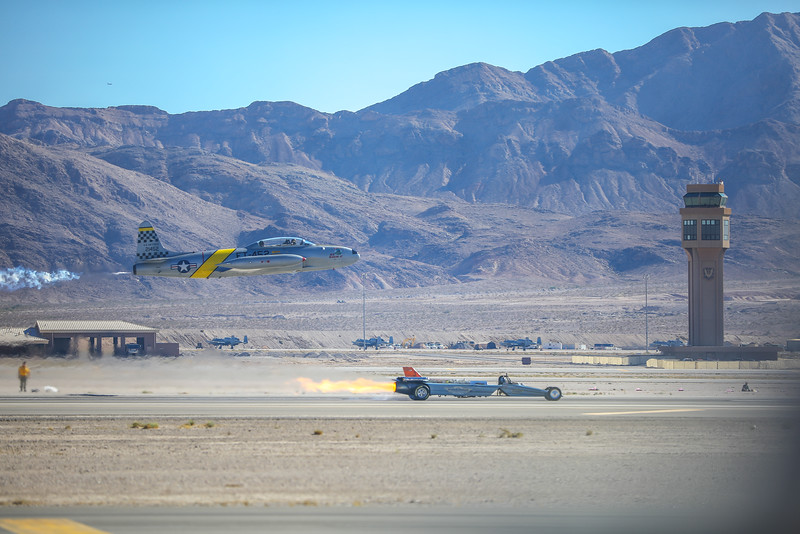Nellis AFB, NV, 2016, Drag Race
