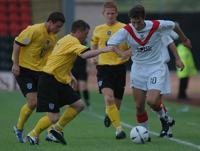 Airdrie 2004-05