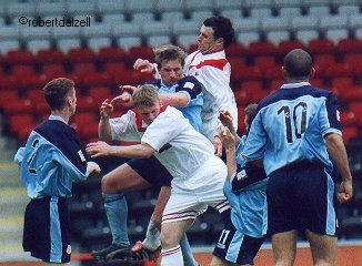 Airdrie 2002-03