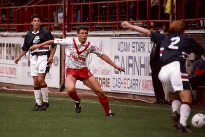 Airdrieonians 1993-94