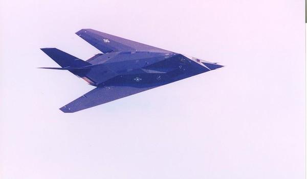 Terre Haute Air Show, July 2002