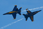 Wings over Wayne 2009 - Goldsboro -Blue Angels :