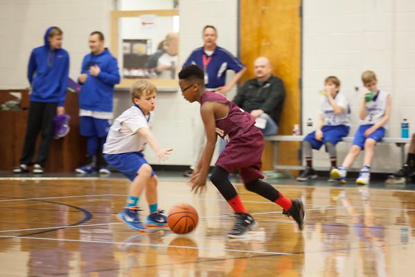 Ajoni Nathaniel Basketball Photos
