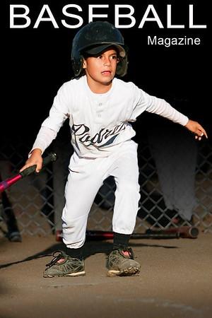 Alana's baseball '09