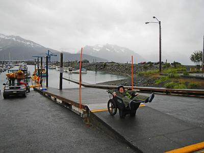 Alaska kayaking with Cincypaddlers