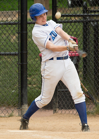 Alec & Benjy Baseball Playoffs - June 8, 2014