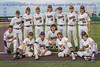 The Aledo Bearcat Baseball team seniors after the extra inning win against Abilene Wiley.  From left to right front row:<br /> Zach Harrison, Colton Campbell, Nolan Garcia, Creed Willems, Parker Stegall, Sam Sisk.<br /> Back Row:  Ethan Headrick, Jazon Simmons, Bridger Wilson, Tristan Thurman, Kevin Taylor, Eliot Flaherty, Gabe Baker