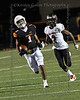 Aledo WR #1 JoJo Earle is off to the races as he finds lots of room to run.