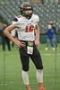 Aledo quarterback #16 Brayden Fowler-Nicolosi.
