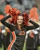 An unidentified Aledo Cheerleader.
