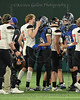 End of game respects from one team to another. #2 Aledo WR Jaedon Pellegrino, #19 North Forney WR Xavier Elder, #10 North Forney WR Tyler Tucker, #57 Aledo OL Brady Wood