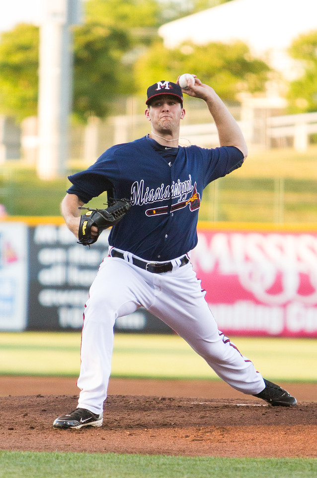 Pitcher Alex Wood<br /> Pitcher Alex Wood