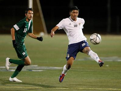 Alisal vs. Alvarez boys soccer - 011414