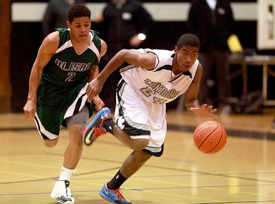 Alisal vs. N. County boys basketball - 012214